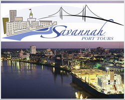 Savannah Port Tours